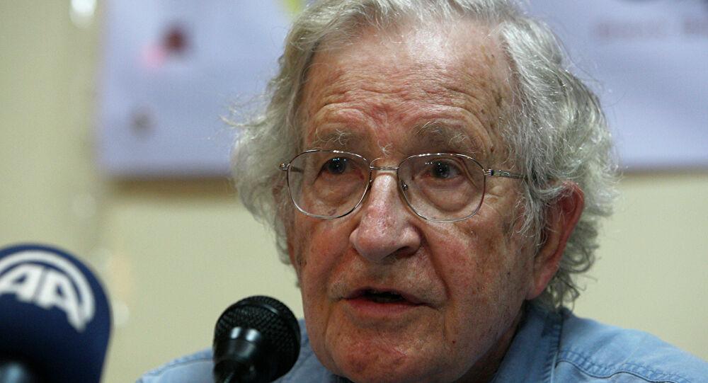 Noam Chomsky: Trump, binlerce insanın ölümünden sorumlu