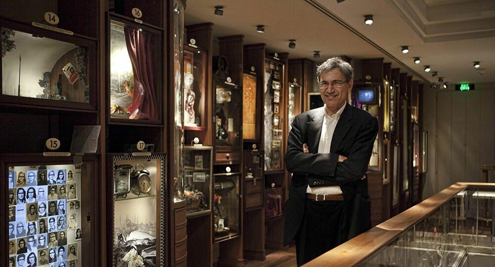 Orhan Pamuk'un çok sevilen kitabı Masumiyet Müzesi dizi oluyor