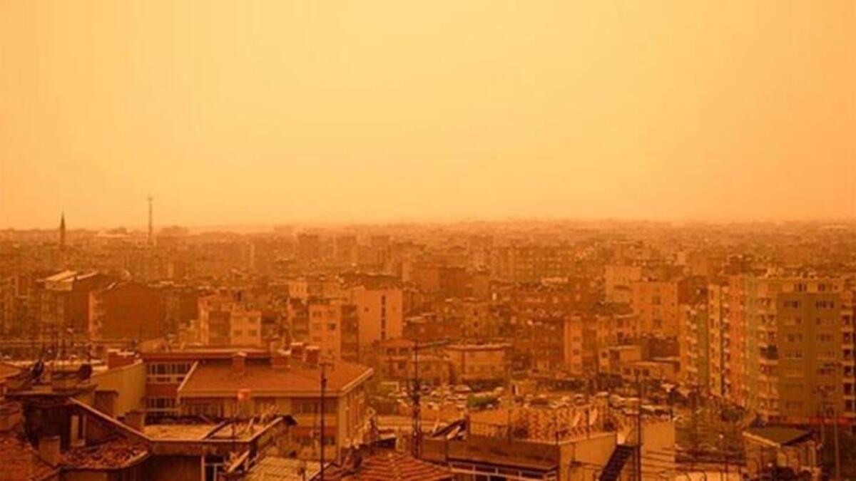 Uzmanlar Yunanistan üzerinden gelecek toz taşınımı konusunda uyardı