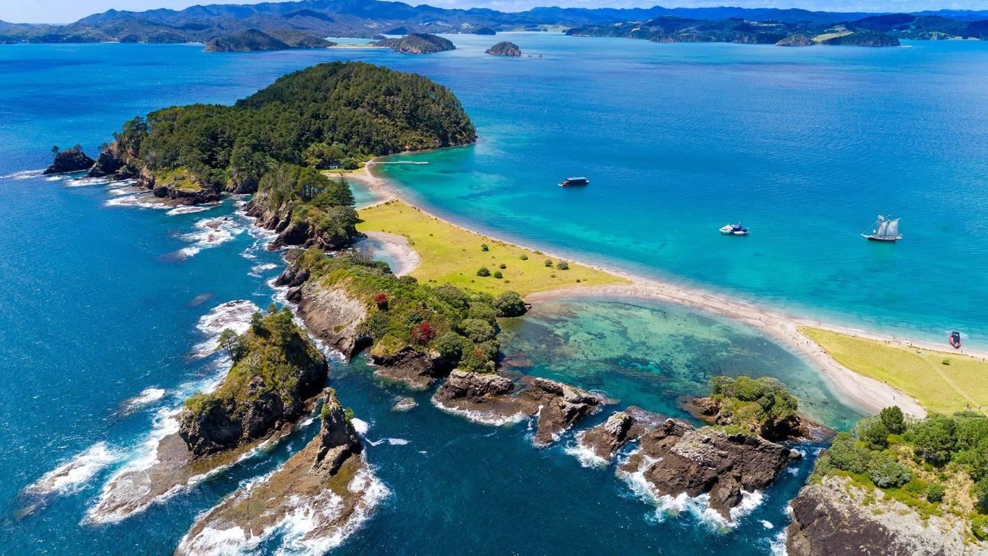 Yeni Zelanda'da seyahat edilebilecek yerler