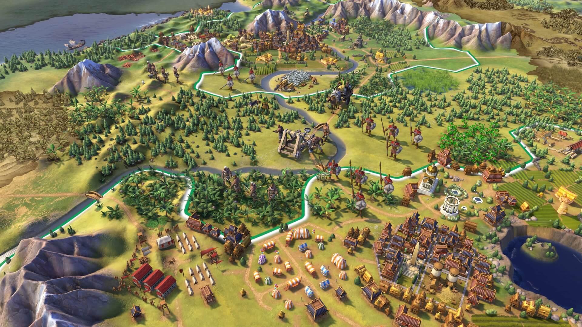 Epic Games Store Civilization VI oyununu ücretsiz olarak sundu