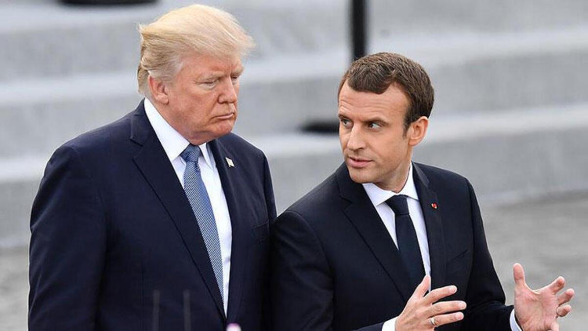 ABD ve Fransa'dan Libya'daki gerilim üzerine anlaşma