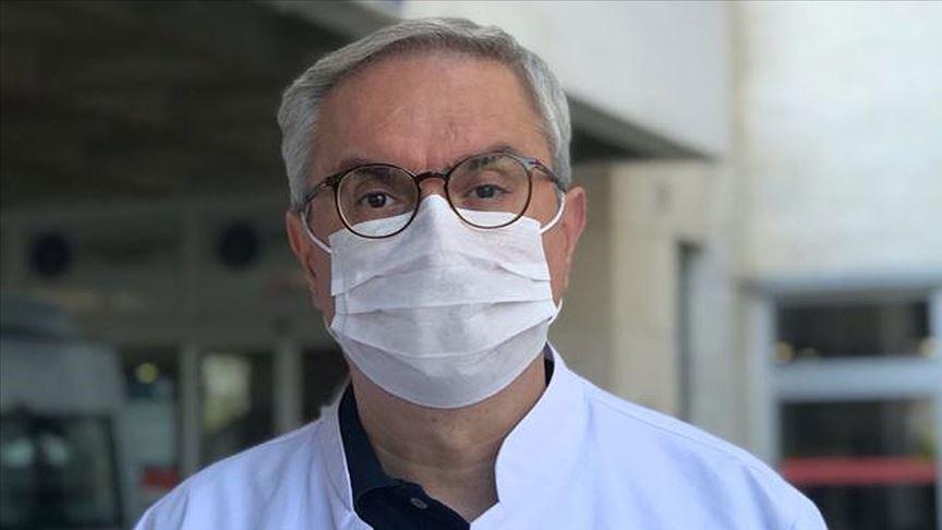 Plazma ile bir günde 78 yaşındaki hastanın test sonucu negatif çıktı