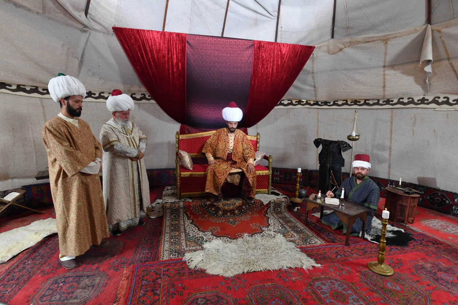 Ebu Mansur el Mâtürîdî belgeseli yayınlanıyor