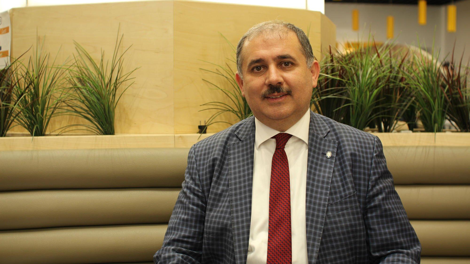 MEMSİS Çevre Teknolojileri Araştırma Geliştirme Genel Müdürü Prof. Dr. İsmail Koyuncu açıkladı