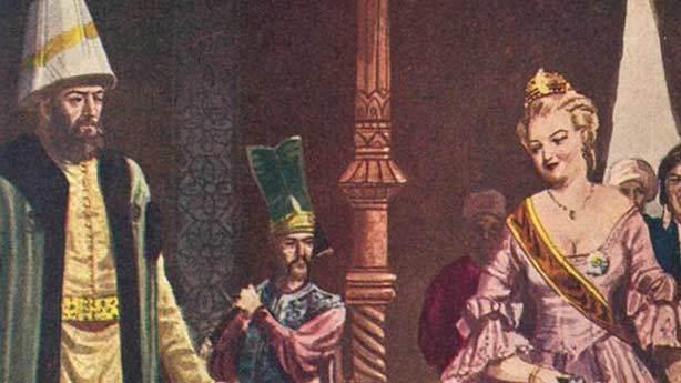 Baltacı Mehmet Paşa ve Rus Çariçesi Katerina arasındaki ilişki