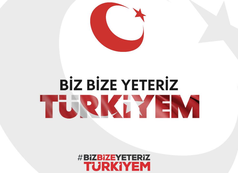 Kanada'daki Türklerden Milli Dayanışma Kampanyası'na destek