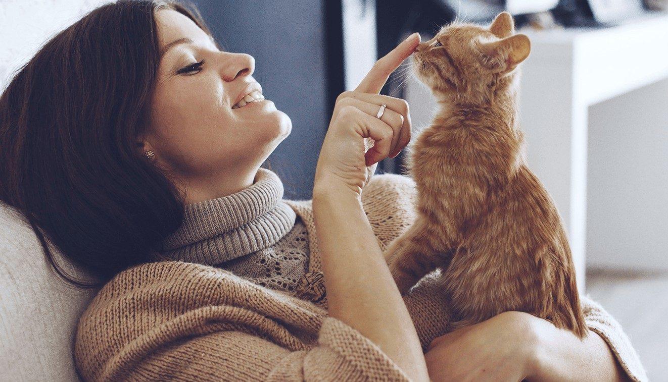 Evcil hayvan beslemek   psikolojimize ve sağlığımıza iyi geliyor