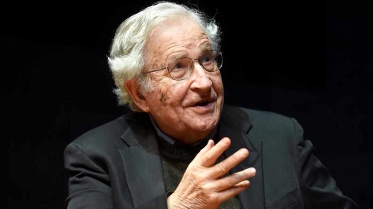 Noam Chomsky'den ABD başkanına ağır suçlama