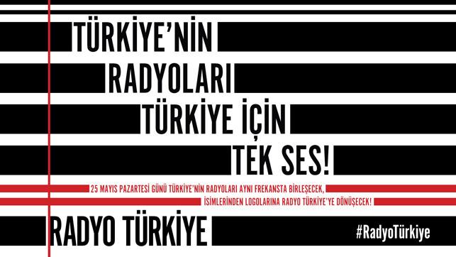 """Ulusal Radyo Yayıncıları Derneği (URYAD) """"Radyo Türkiye"""" projesini açıkladı"""