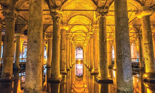 İstanbul'un efsanelere konu olan yeraltı şehirleri