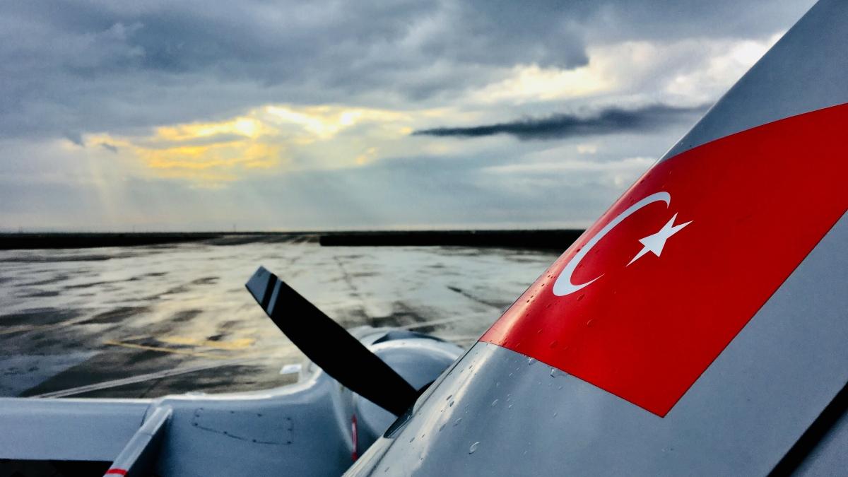 Danimarka gazetesi Information, yayınladığı bir haberde Türk İHA ve SİHA'larına geniş yer verdi
