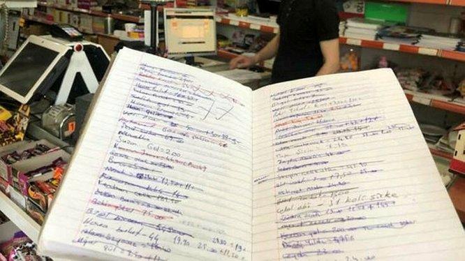 Nevşehir'de hayırsever bir iş adamı vatandaşın veresiye borçlarını ödedi