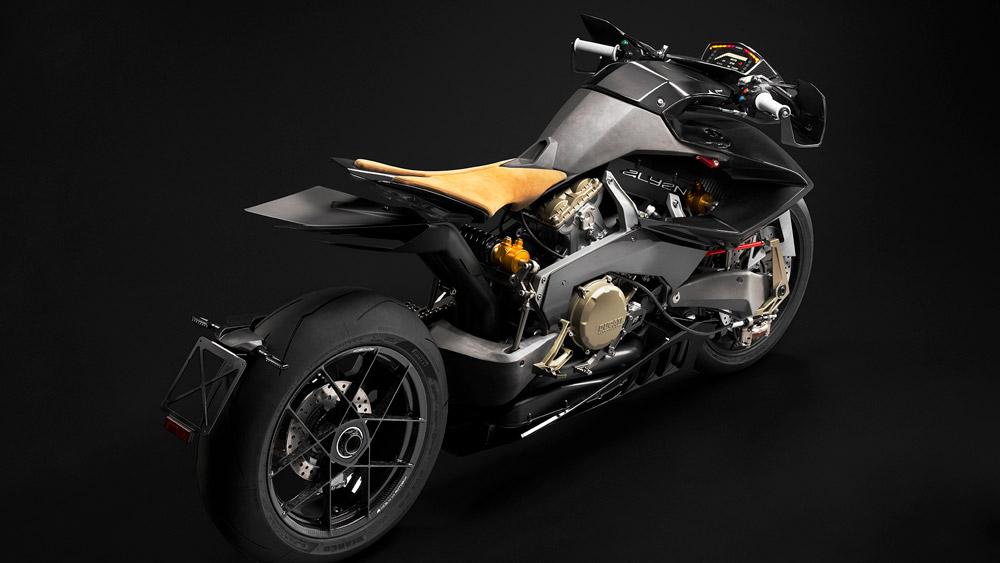 Yeni şeytan! Ducati'nin 1.285cc'si