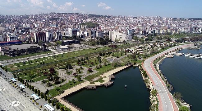 Samsun'da sokağa çıkma yasağına uymayanlara ceza