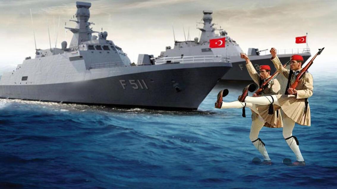 Erdoğan Yunan'dan girdi Rumlardan çıktı… Uyardı!