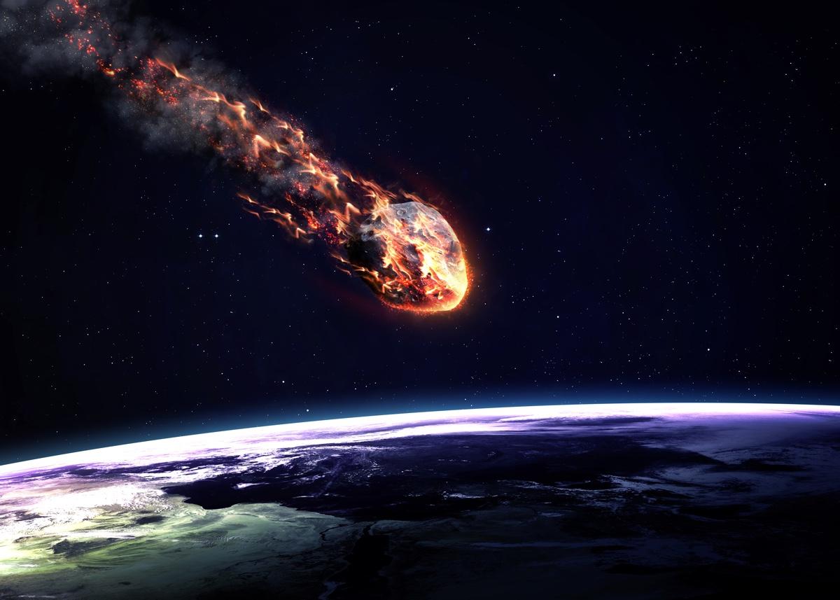 NASA dünyaya yaklaşan bir gök taşının varlığını açıkladı