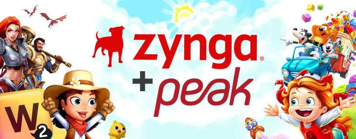 Zynga, Peak Games'i 1,8 milyar dolara satın aldı