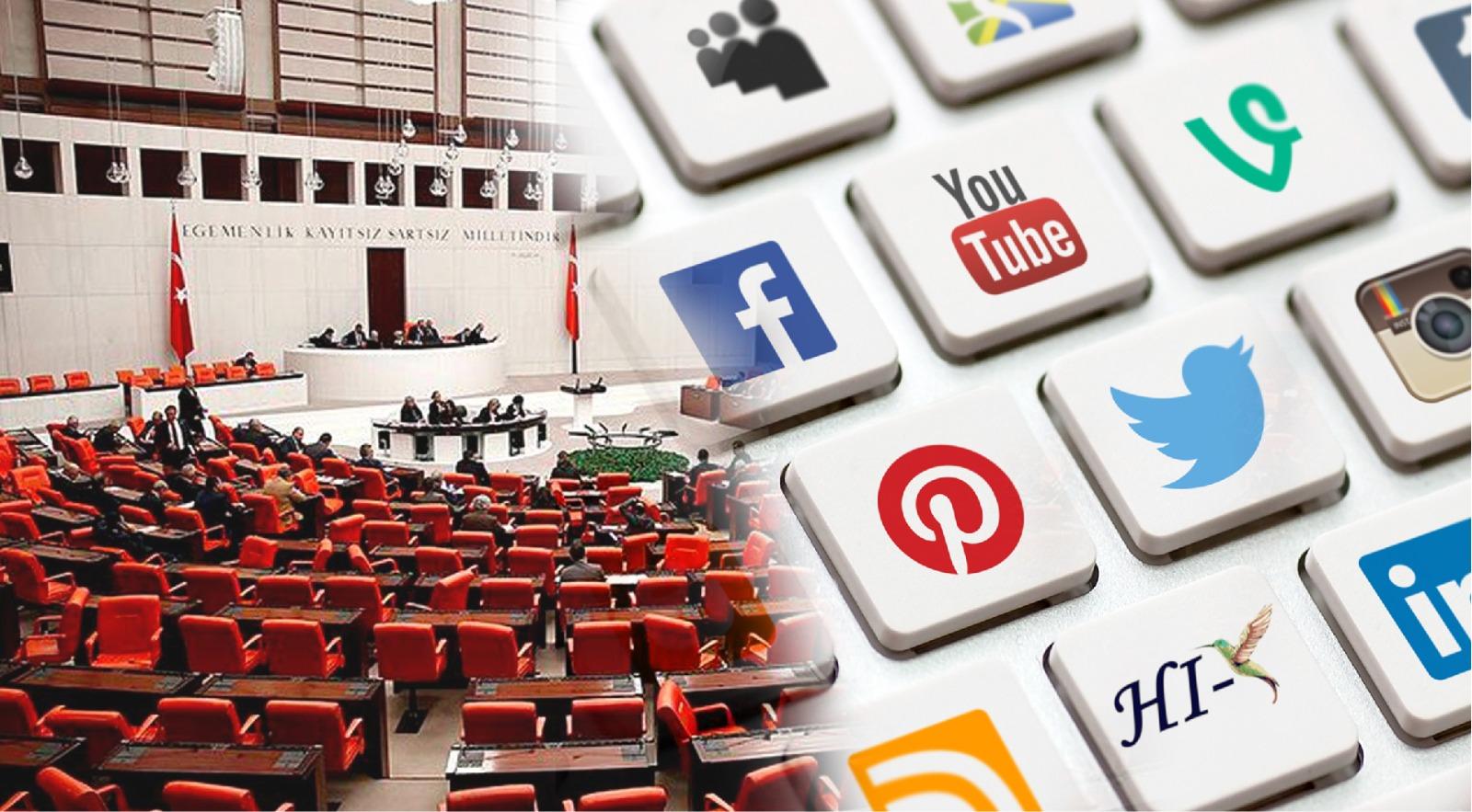 Sosyal Medya Yasası kabul edildi Artık eskisi gibi olmayacak