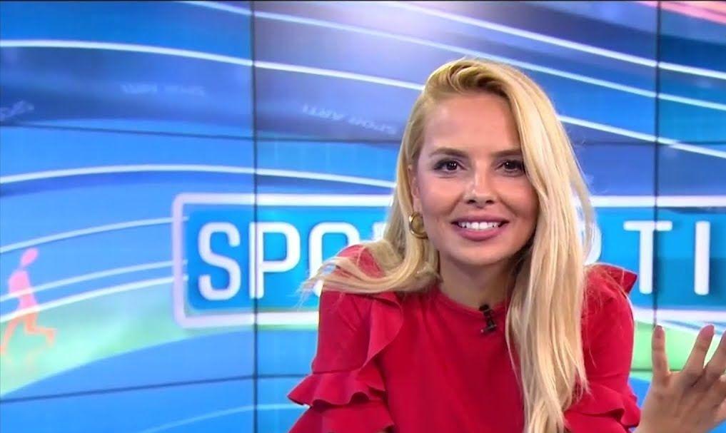 Canlı yayında giysi reklamı yapan TRT Spor spikeri Deniz Satar istifa etti