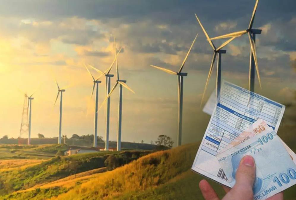 Bakan Fatih Dönmez yenilenebilir enerji Yeşil Tarife'yi anlattı