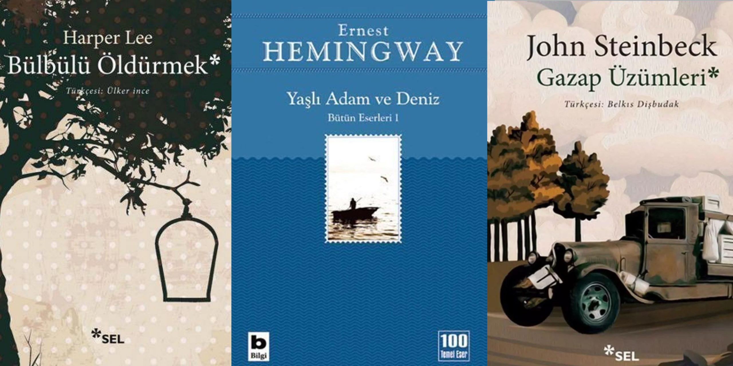 Dünyanın en prestijli ödüllerinden olan Pulitzer Edebiyat Ödülü'nü kazanmış kitaplar