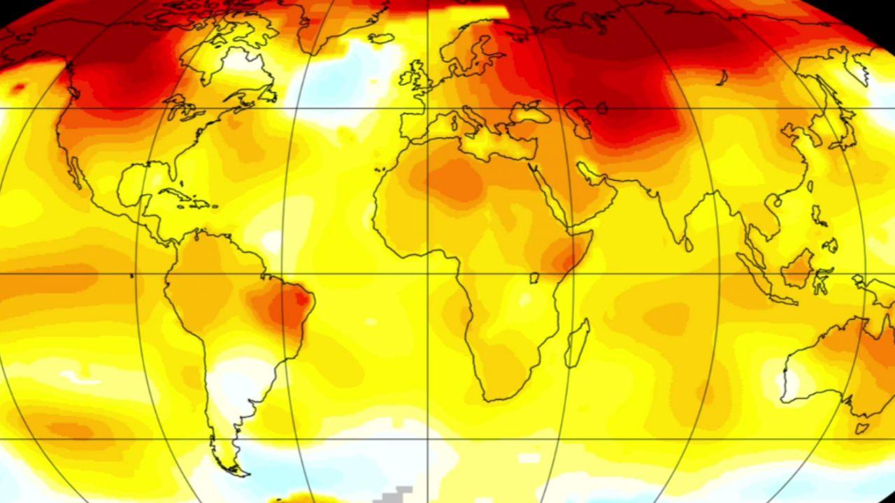 Dünya Meteoroloji Örgütü Uyardı: Dünya kızarıyor!