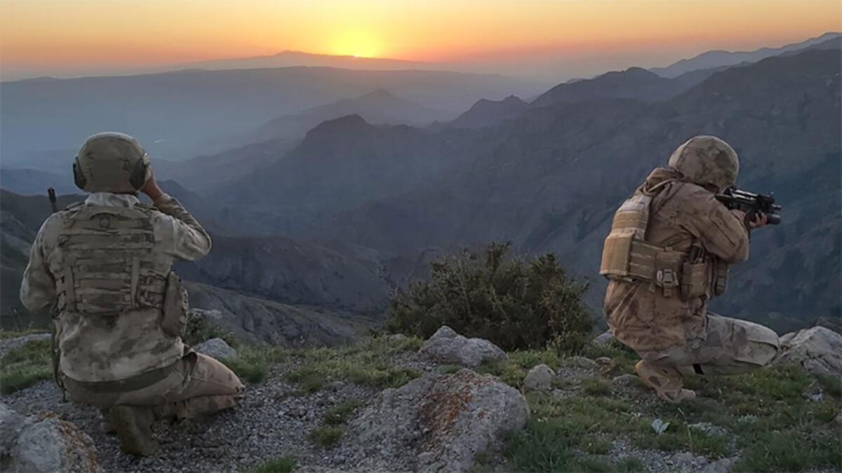 Yıldırım Operasyonu ile PKK eritiliyor!