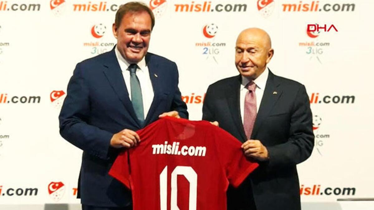 Misli.com TFF 2. Lig ve TFF 3. Lig'in isim sponsoru oldu