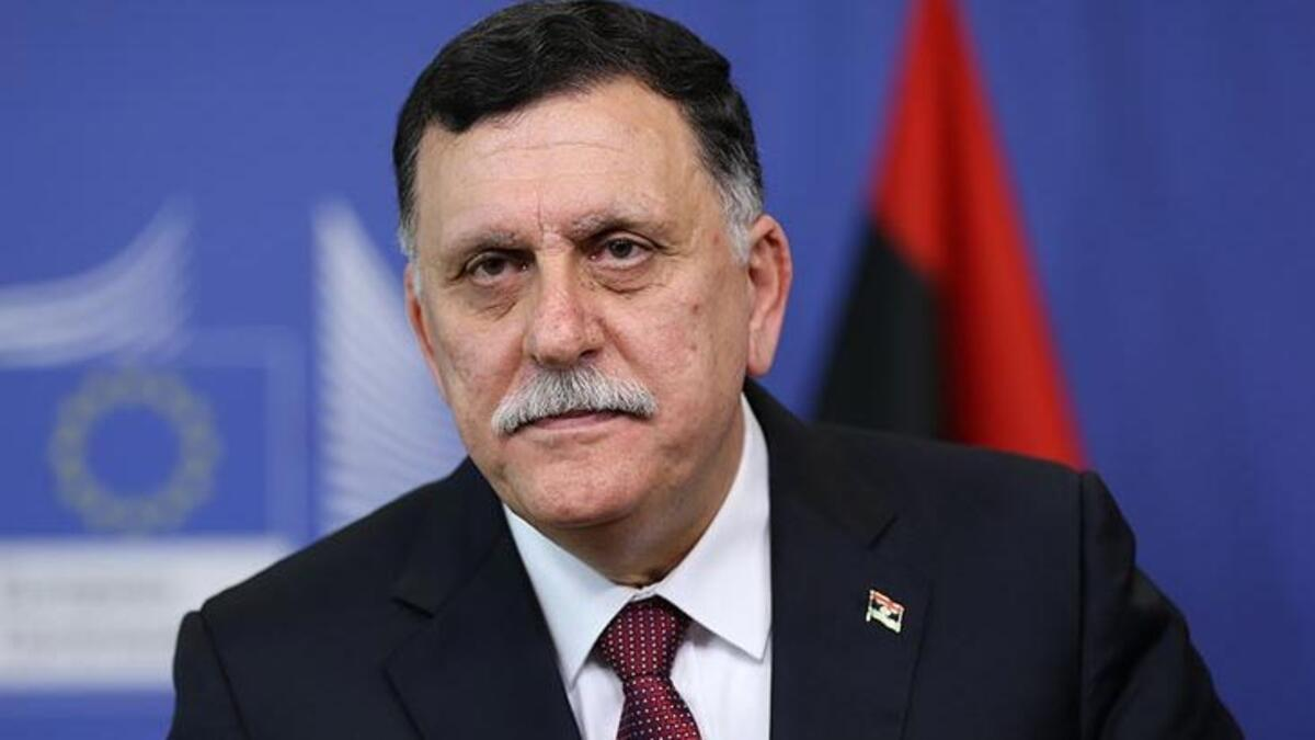 """Libya Cumhurbaşkanı açıkladı:""""Görevi bırakıyorum"""""""