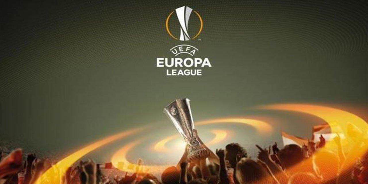 UEFA Avrupa Ligi'de muhtemel rakipler belli oldu!