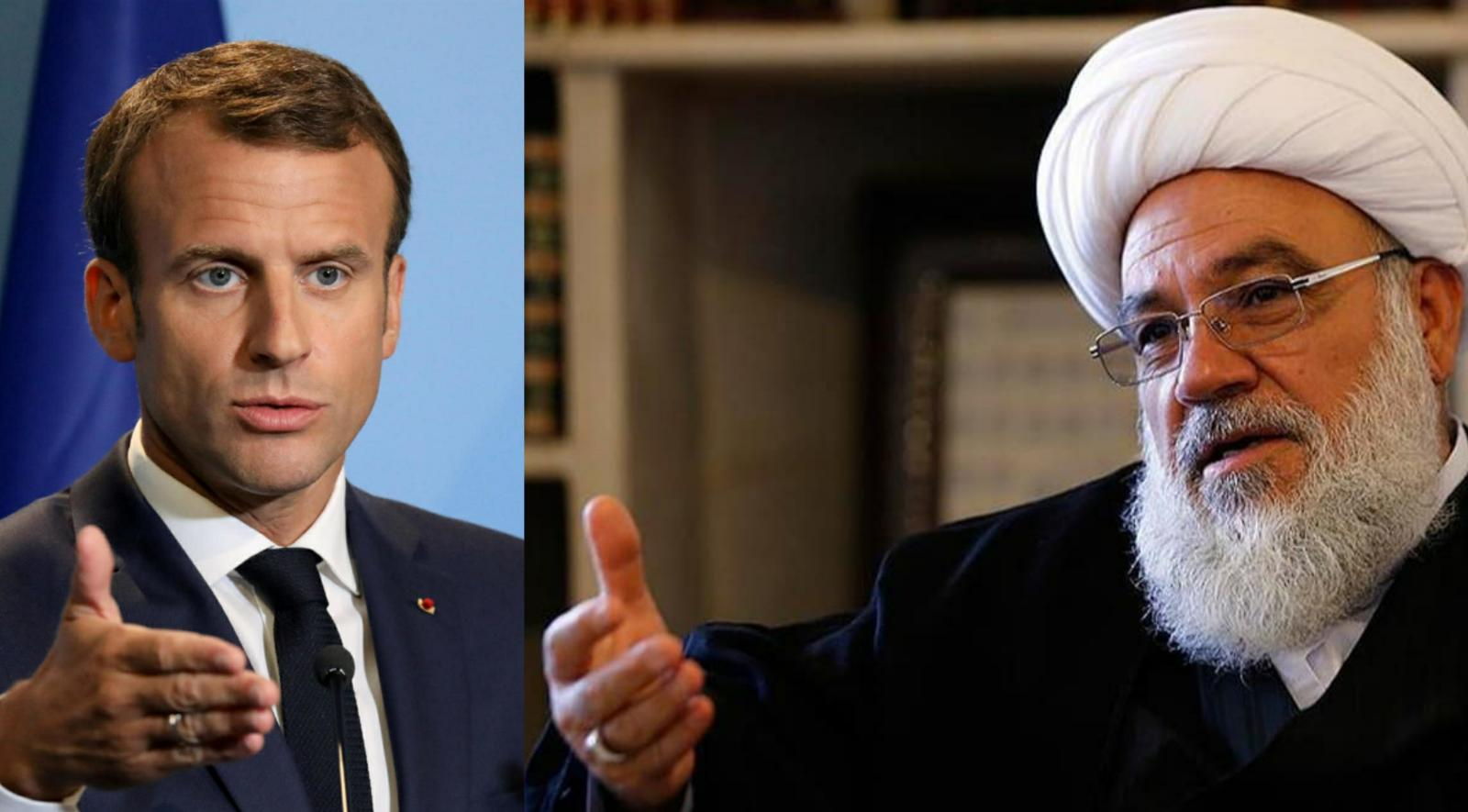 Lübnan'ın sevilen alimi Şeyh Tufeyli halkını Fransız emperyalizmine karşı uyardı!