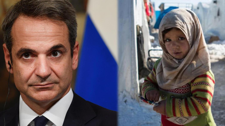 """Miçotakis Avrupa'ya şeytanca fikir verdi: """"Sığınmacı küçük çocukları asimile edelim"""""""