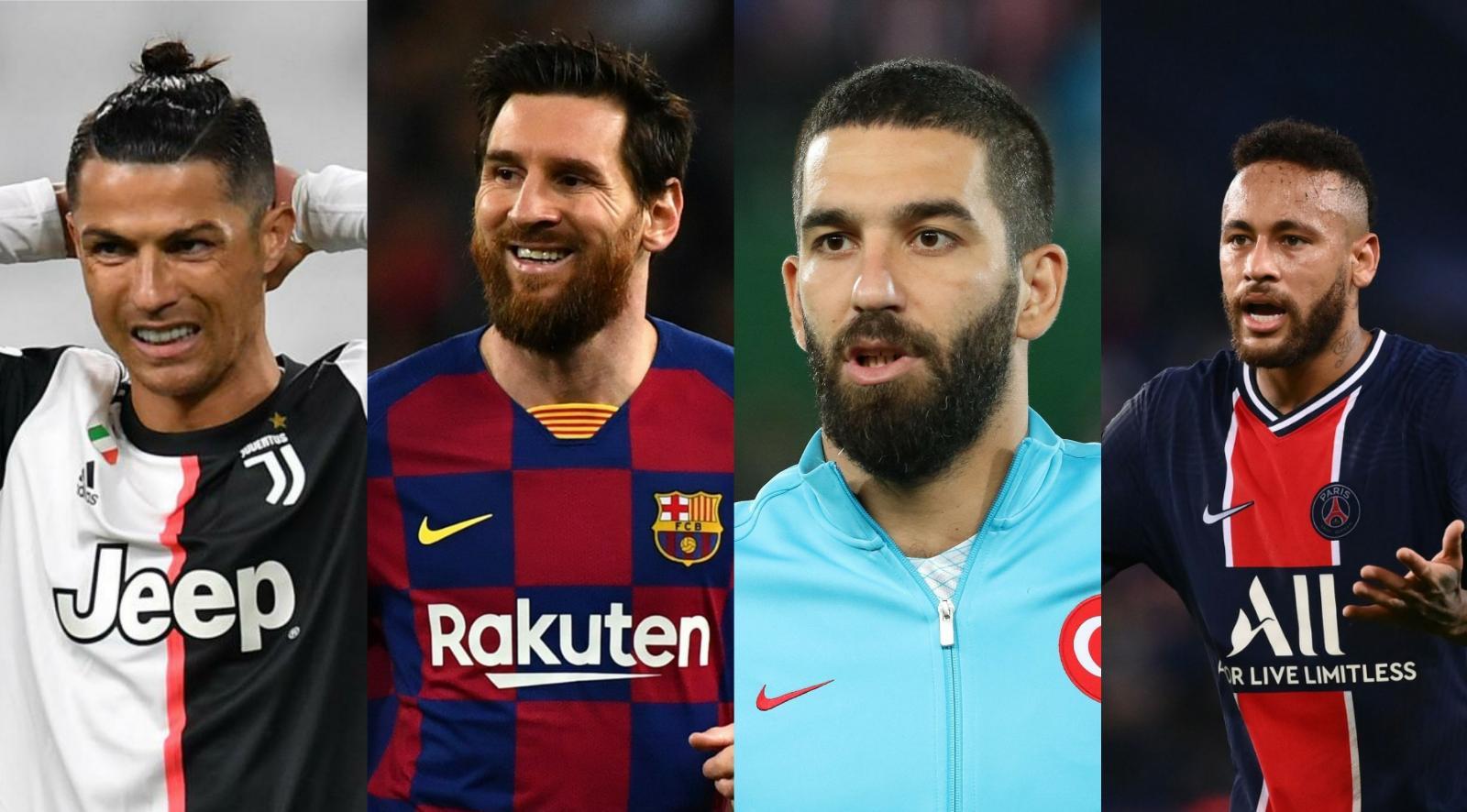 En çok kazanan futbolcular açıklandı Birinci kim?