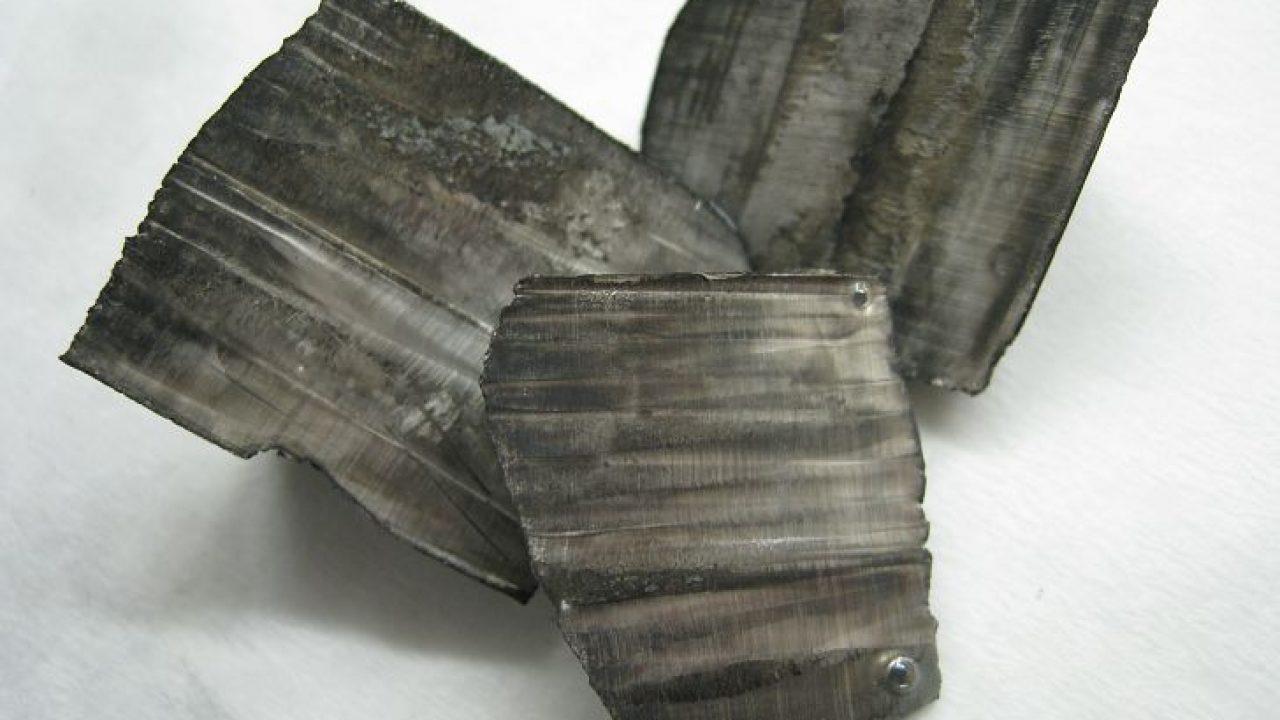 Bor suyundan Lityum üretildi