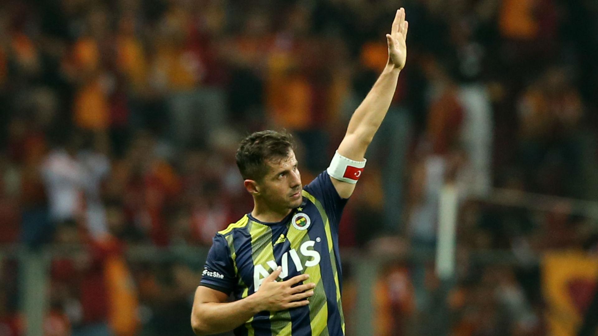 Fenerbahçe'de ilginç Emre Belözoğlu ayrıntısı!
