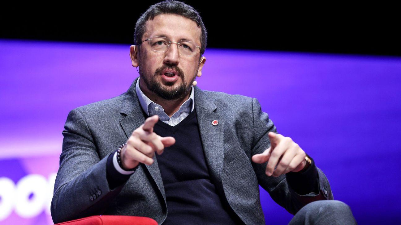 Başkan Hidayet Türkoğlu basketbol yeni sezonu için bir mesaj yayınladı