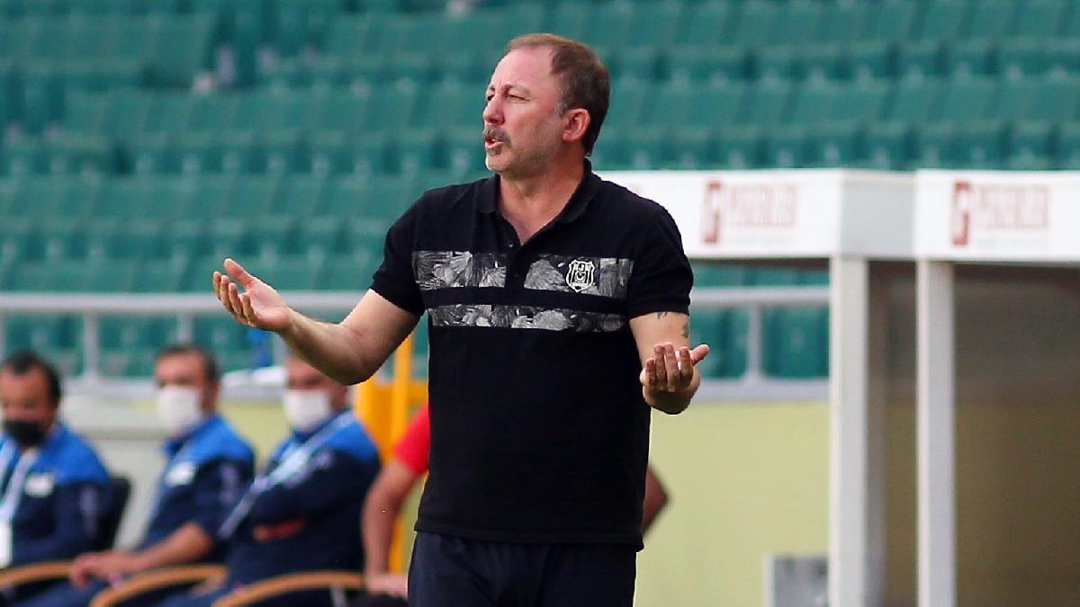 """Sergen Yalçın İttifak Holding Konyaspor maçı için özür diledi! """"Sorumlusu benim telafi edeceğiz"""""""