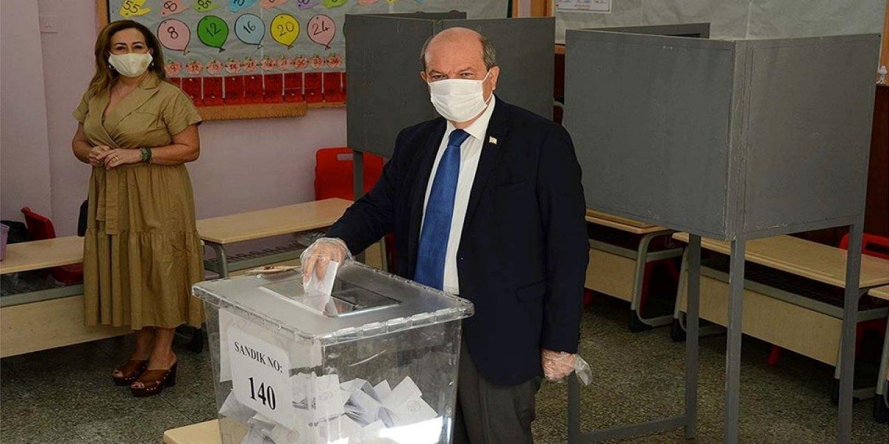 KKTC'de seçim ikinci tura kaldı!