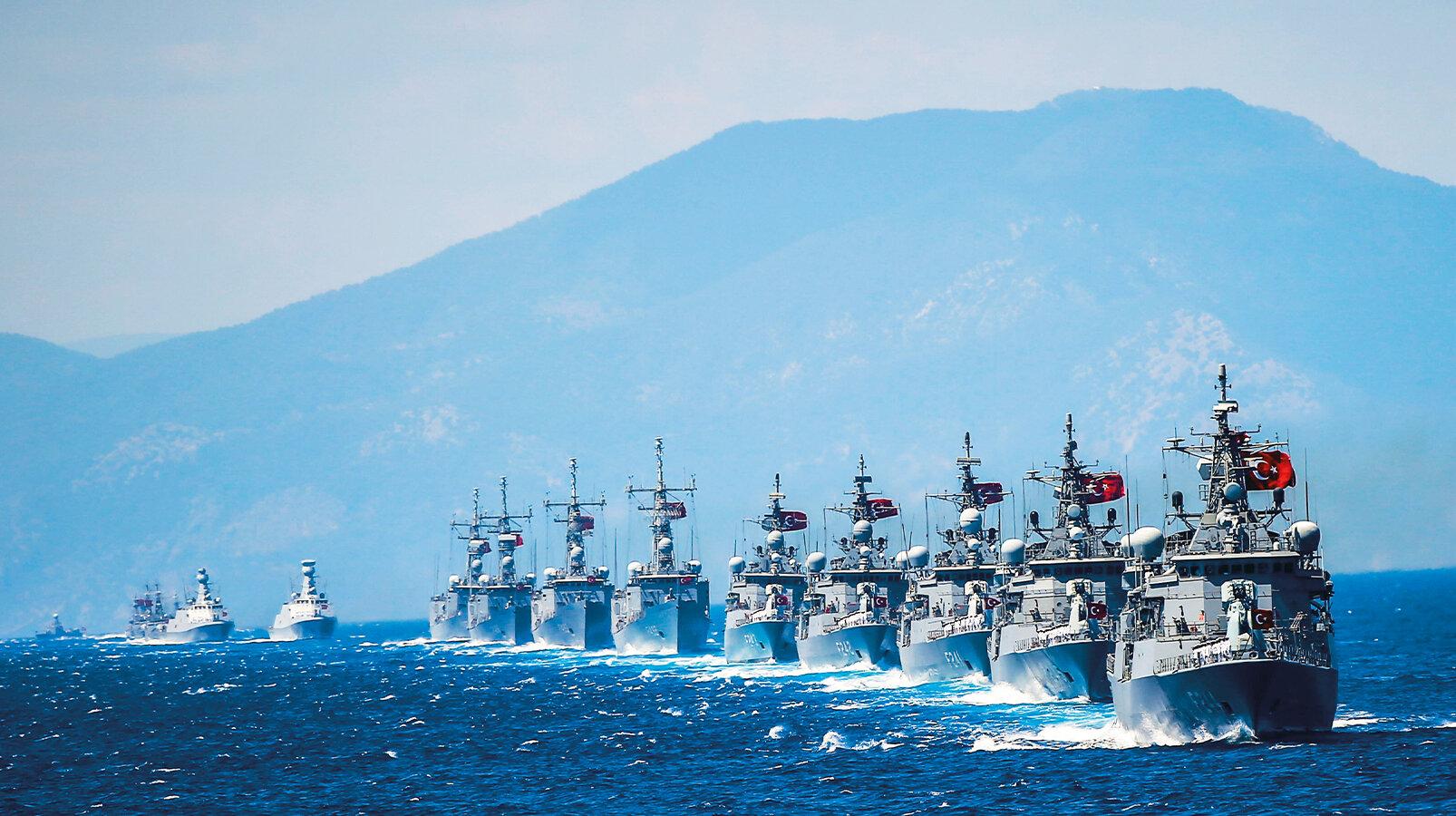 Mavi Vatan tescillendi! BM Türkiye-Libya Deniz Sınırı Anlaşmasını onayladı
