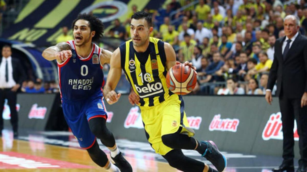 Anadolu Efes – Fenerbahçe maçı şifresiz yayınlanacak!