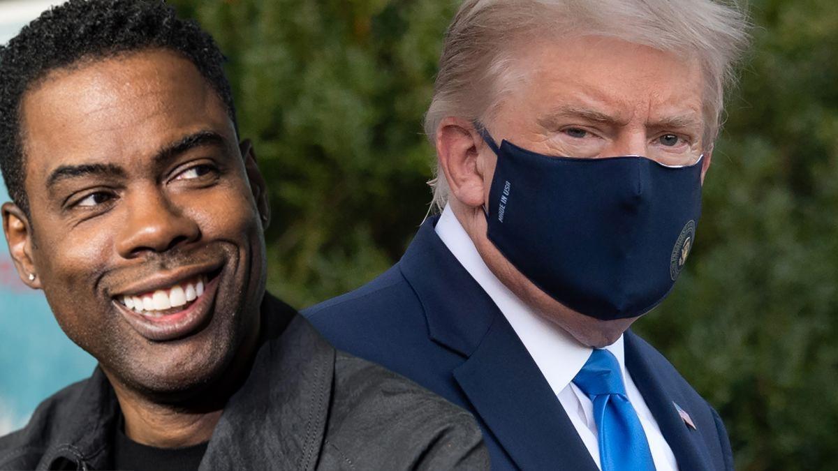 """Ünlü komedyen Trump için: """"Kalbim seninle covid"""" yorumunda bulundu!"""