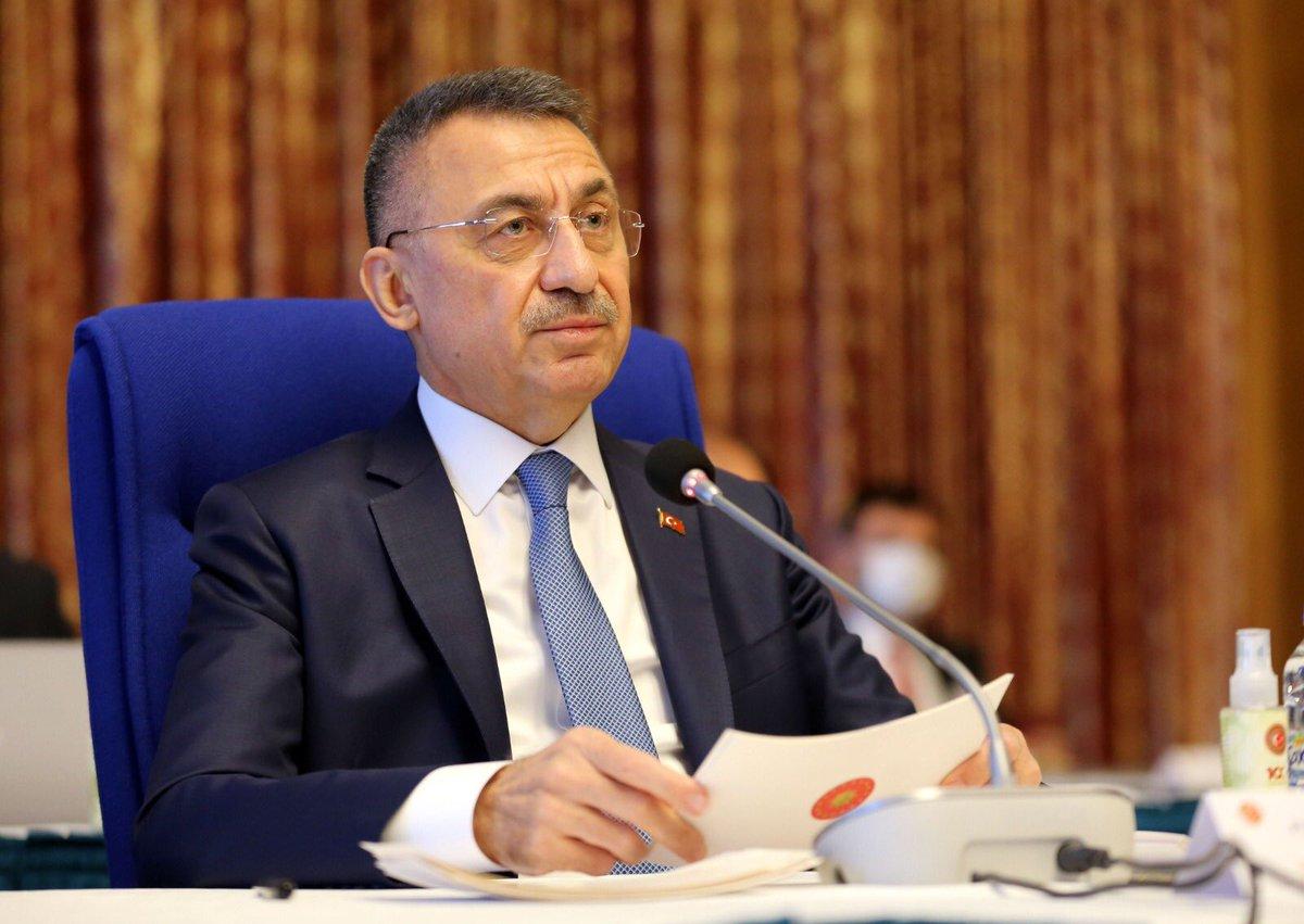 """Cumhurbaşkanı yardımcısı: """"Azerbaycan'a desteğimiz gizli değil"""""""