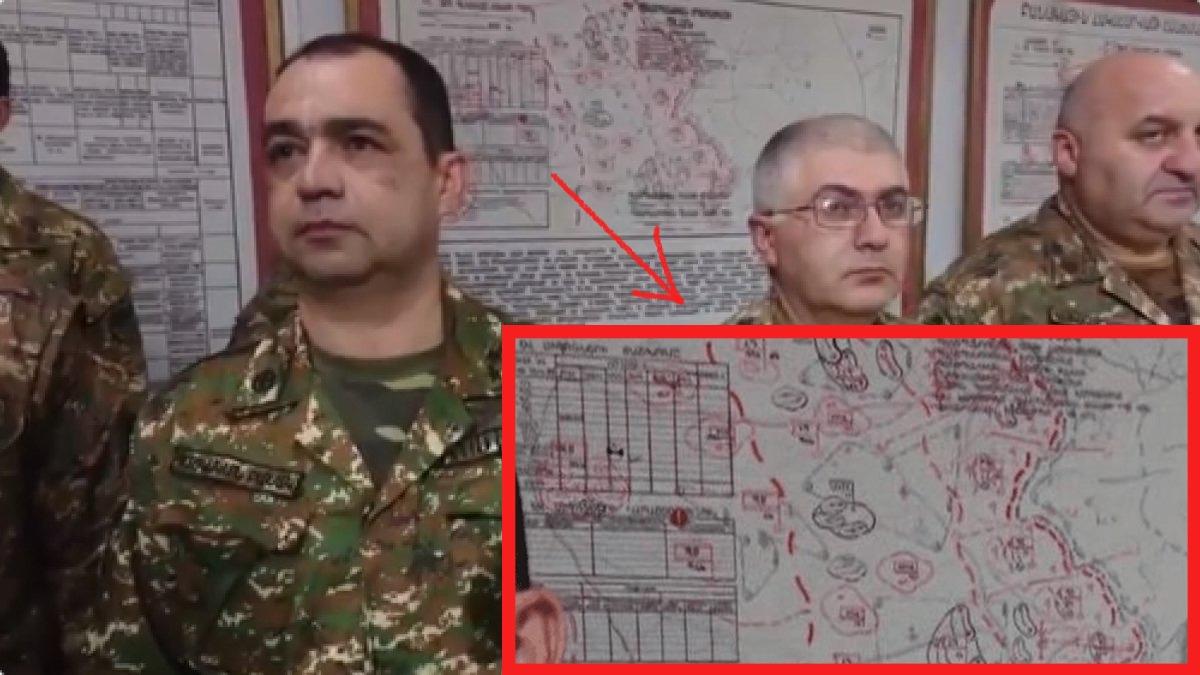 Ermeni ordusu sosyal medyada karargah yerlerini paylaştı! Bunlar ordu değil başıbozuklar çetesi!