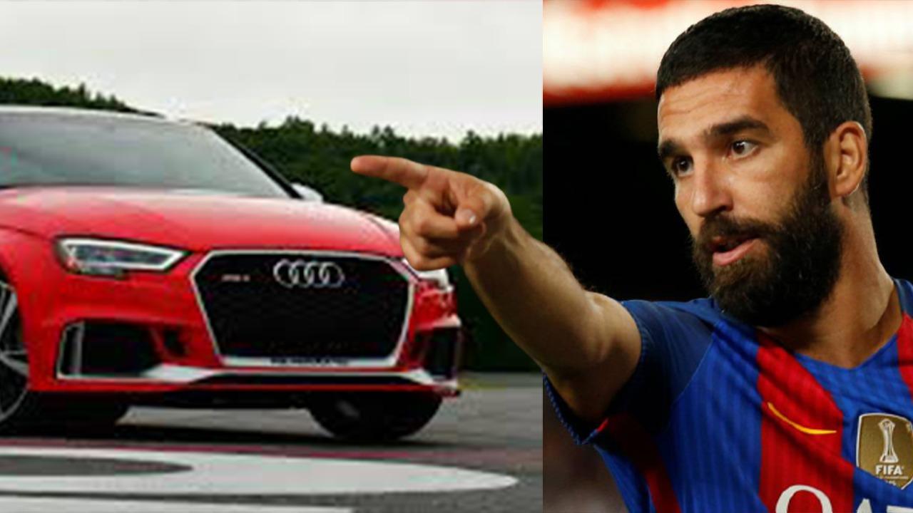 Her transfere yeni bir otomobil Arda Turan klasiği mi?