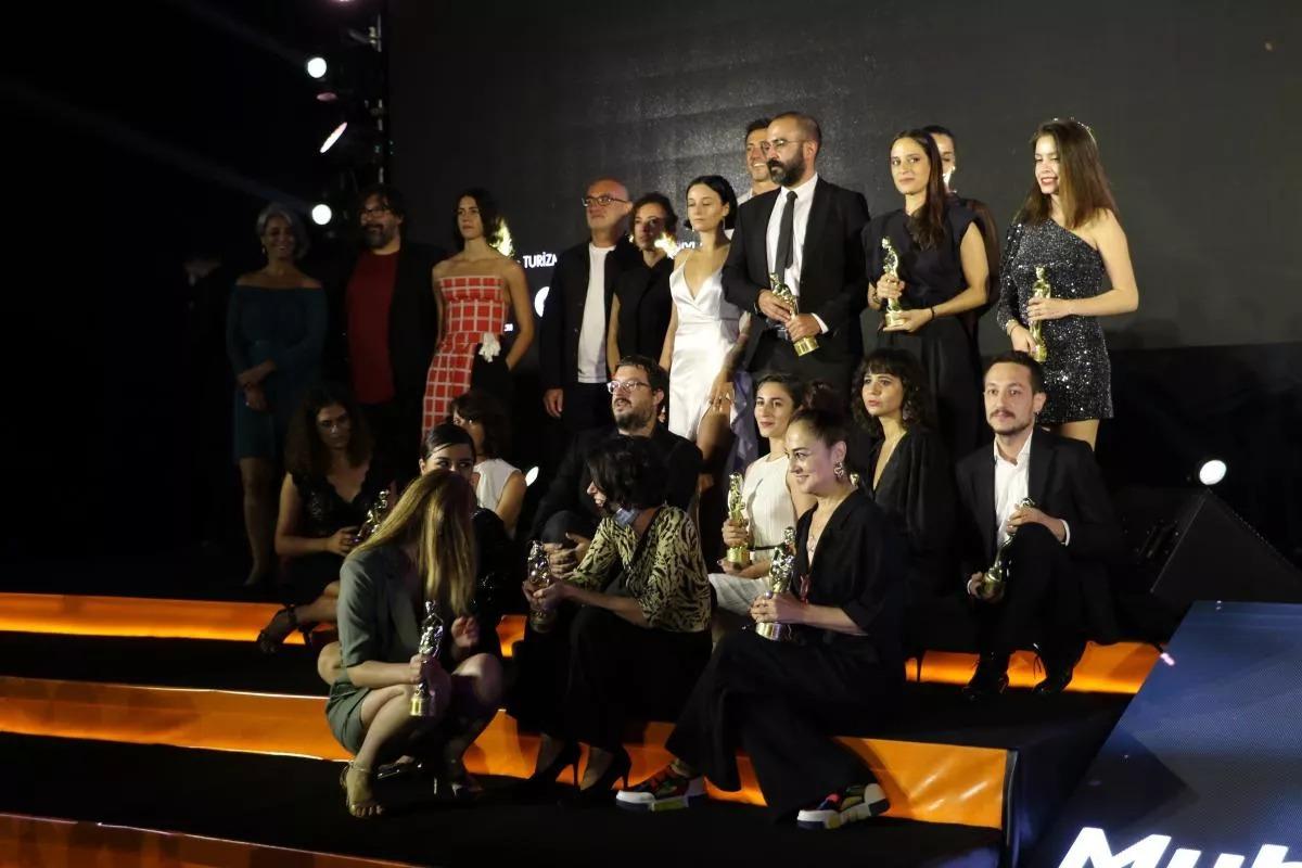 57. Altın Portakal Film Festivali'de ödüller sahiplerini buldu!