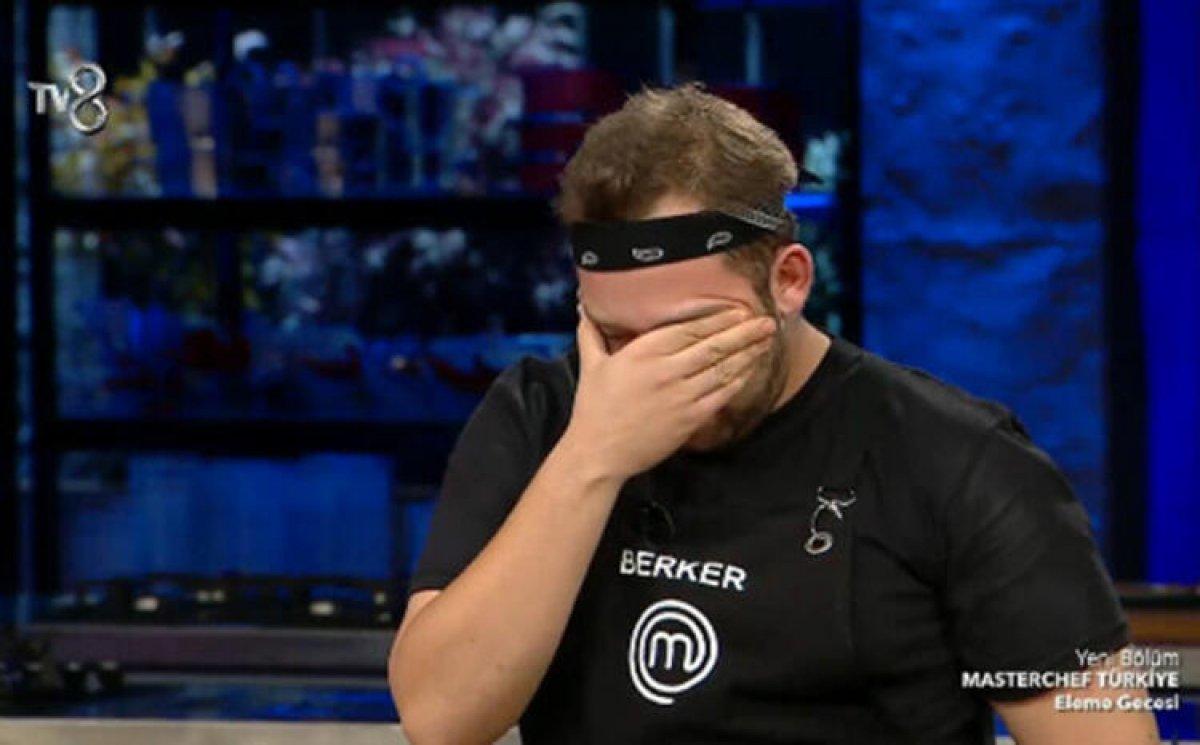 Masterchef'te yarışmacı gözyaşlarına program reytinglerine hakim olamadı!