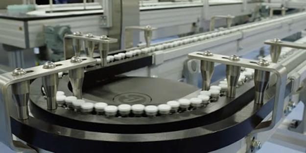 Türk-ABD ortak üretimi korona aşısı üretim bandında!