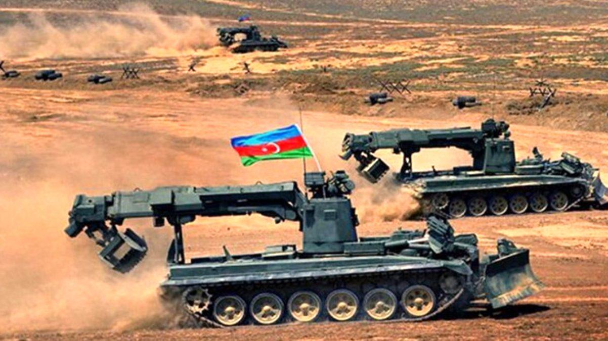 Saldıran Ermenistan ama cephede ezici bir Azerbaycan üstünlüğü var!