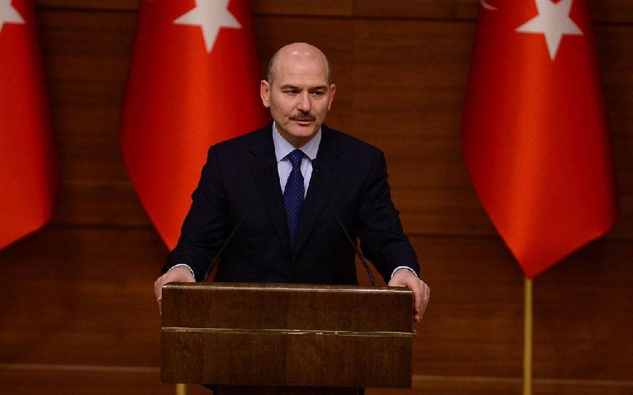 """Süleyman Soylu: """"Tarikatlar devleti ele geçirdi"""" tartışmalarına cevap verdi!"""
